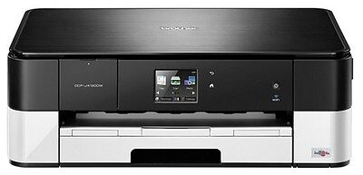 Brother DCP-J4120DW A4 Colour Inkjet All-in-One + Duplex, Wireless