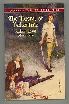 The Master of Ballantrae by Robert Louis Stevenson 2003 Dover Paperback VG Cond.