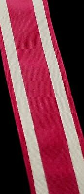 """US Meritorious Service Medal, Full Size Ribbon (1 3/8"""" Wide), 12 Inch Length"""