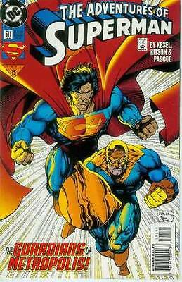 Adventures of Superman # 511 (USA, 1994)