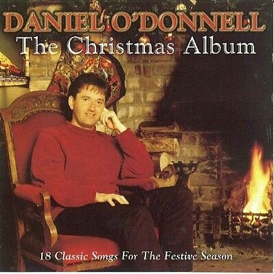 Daniel O'Donnell : Daniel O'Donnell: The Christmas Album - CD