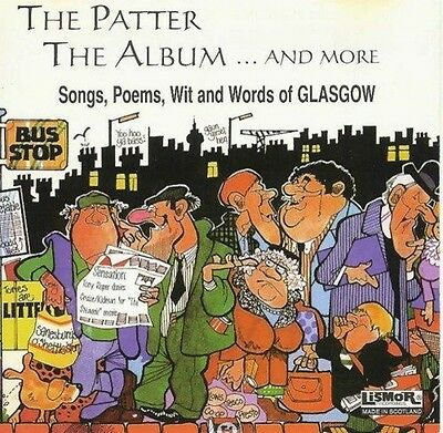 Various Artists : Songs Poems Wit and Words of Glasgow CD