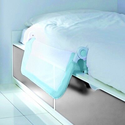 Lindam Easy Fit Bed Guard (Blue) Toddler Bed Safety Rail