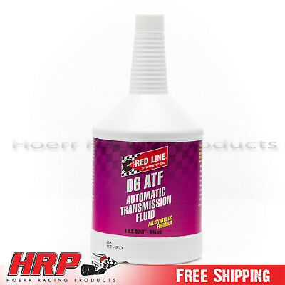 RedLine-D6 Automatic Transmission Fluid (ATF) -1 Quart - PN: 30704