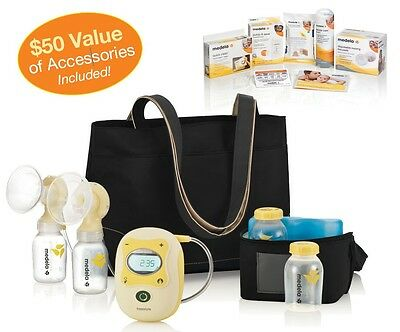 Medela Freestyle Breastpump Solution Set - New! Free Shipping!