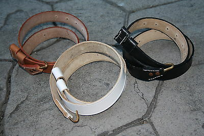 Enfield & Springfield Leather Rifle Sling - Civil War Colonial British & Usa
