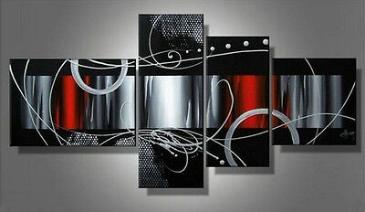 MODERN ABSTRACT HUGE WALL ART OIL PAINTING ON CANVAS(NO frame) 81