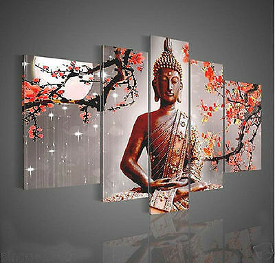 Wall Art Religion Buddha Oil Painting On Canvas(no framed) 10