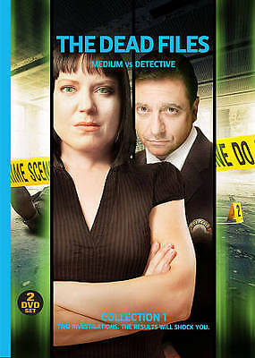 Dead Files: Collection 1 (DVD, 2012, 2-Disc Set)