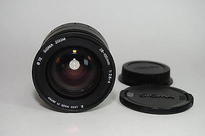 SIGMA 28-105MM F2.8-4 LENS FOR CANON EF MOUNT ( FOR FILM ONLY )