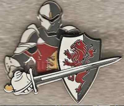 Disney DSF The Chronicles of Narnia Prince Caspian Peter in Armor Pin LE 300