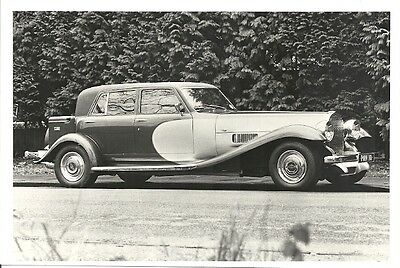 Panther Deville Period Photograph.