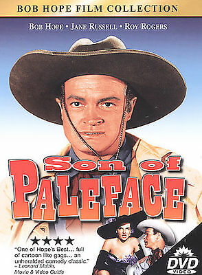 SON OF PALEFACE PALE FACE FULL SCREEN DVD MOVIE UNRATED BOB HOPE ROY ROGERS