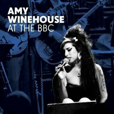 Amy Winehouse At The Bbc Cd 2 Disc Live Pop 2012 Brand New