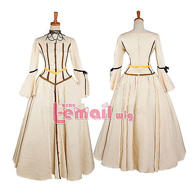 Marie Antoinette Colonial Beethoven Waltz Masquerade Victorian Costume Dress