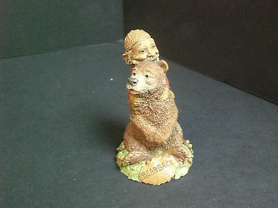 Tom Clark and Tim Wolfe Small Charmers Gnome Bearback #12002 Made USA (1)