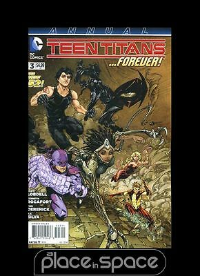 Teen Titans, Vol. 4 Annual #3