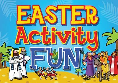 Easter Activity Fun by Tim Dowley (2012, Paperback)