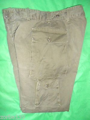 Idf Pants Zahal Military Issued Heavy Duty Field Combat AUTHENTIC. Israel Army