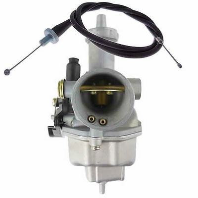 PZ26 CARBURETOR CRF100 CRF100F 2004-2006 CARB & CABLE