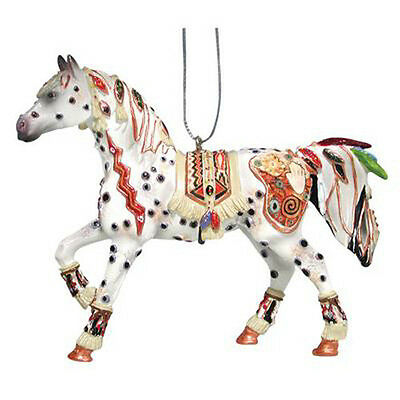 Trail of Painted Ponies COPPER ENCHANTMENT ORNAMENT Retired!