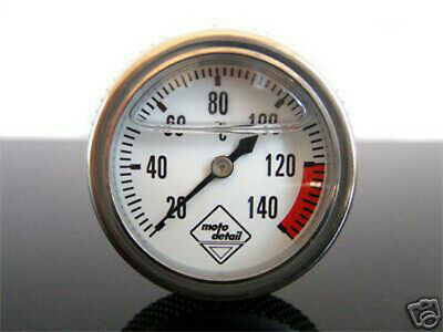 ÖLTHERMOMETER / oil temperature gauge f. YAMAHA V-Max / VMAX (1998-2002)