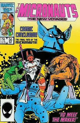 Micronauts (Vol. 2) #20 VF/NM save on shipping - details inside