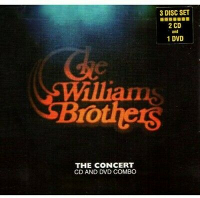 The Williams Brothers - Concert [New CD] With DVD