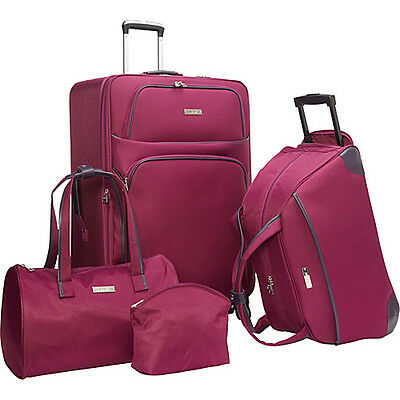 Nine West Luggage Ashlyn 4 Piece Luggage Set EXCLUSIVE