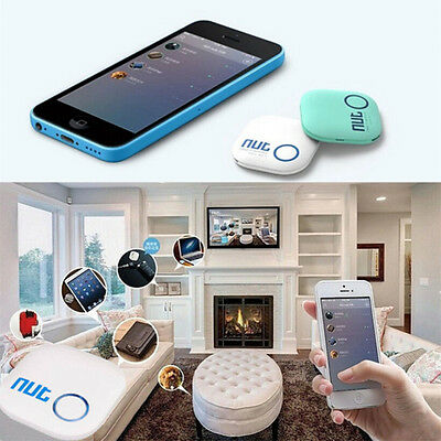 Nut 2nd Intelligent Bluetooth Anti-lost Tracking Locator Alarm Patch for Kid Pet