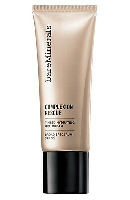 New Launch BareMinerals Complexion Rescue Tinted Hydrating Gel Cream Ginger 06