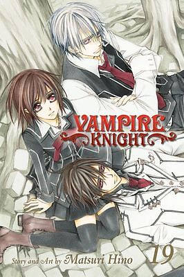 Vampire Knight Vol. 19 (Manga) ***LIMITED EDITION***  NEW