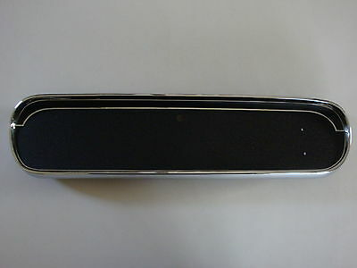 1965 -1966 Ford Mustang GT Glove Box Door -  NEW!