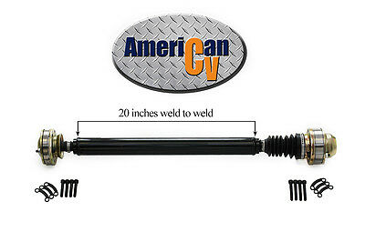 2005-2006 JEEP LIBERTY 2.8L with A/T NEW FRONT HEAVY DUTY CV DRIVESHAFT PROPSHAF