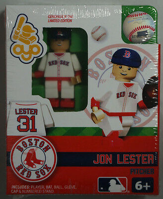 Jon Lester #31 Red Sox Generation One Limited  Edition OYO MiniFigure