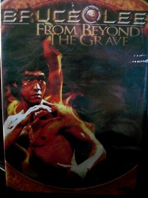 Bruce Lee: From Beyond The Grave [Slim Case] (DVD, 2007) WORLD SHIP AVAIL!