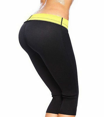 Hot Shapers PANTALON SUDATION SAUNA PANTY MINCEUR HOT SUNEX FITNESS SHAPER