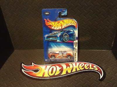 Hot Wheels What-4-2 #81 2004 First Editions #81 of 100 Phils Speed Shop