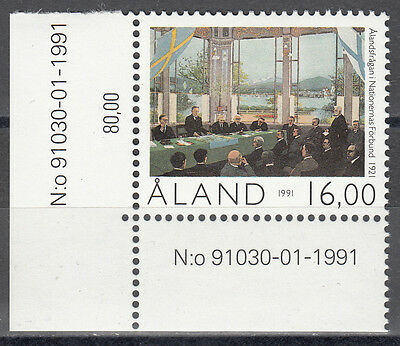 Aland 53** 70 years of autonomy / League of Nations on Aland question in Geneva