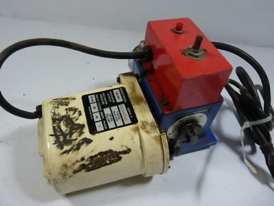 National Chemical 100/007 Pool Pump Motor 115VAC ! WOW !