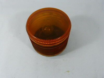 Federal 141-012A Electraflash Amber Flashing Light ! WOW !
