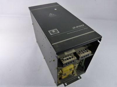 Unico 108132 2400 Performance Vector Drive 230VAC 50amp ! WOW !