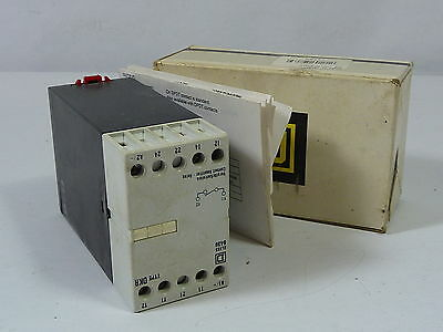 Square D Class 8430 Type DKR Phase Failure Relay ! NEW !