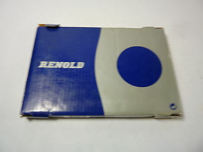 """Renold 60SSRB Roller Chain 3/4"""" Pitch 160 Links 10 Feet ! NEW !"""
