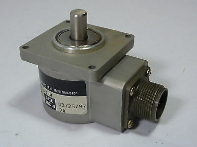 BEI Industrial 924-01039-540 Encoder VDC IN 24 ! WOW !