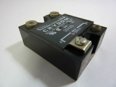 Crydom D2425 Solid State Relay Panel Mount 25A ! WOW !