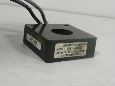 Flexcore CTL-101T/100 Hall Effect Current Transducer 100A ! WOW !
