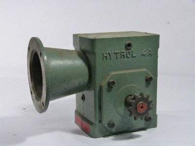 Hytrol 4AC-50-1-LH Left Hand Speed Reducer 50:1 Ratio ! WOW !