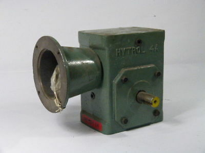 Hytrol 4AC-40-1-LH Left-Hand Gear Reducer 40:1 Ratio ! WOW !
