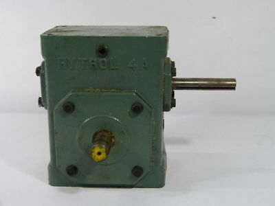 Hytrol 4A-40-1-RH Right Hand Gear Reducer 40:1 Ratio ! WOW !